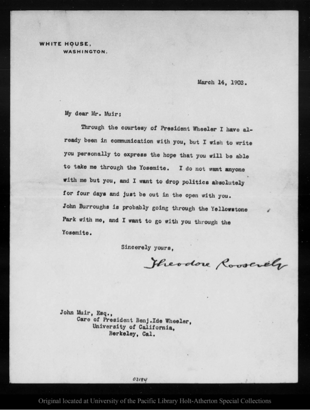 da933ca4f44 Roosevelt - John Muir and the Duty to Save the Environment
